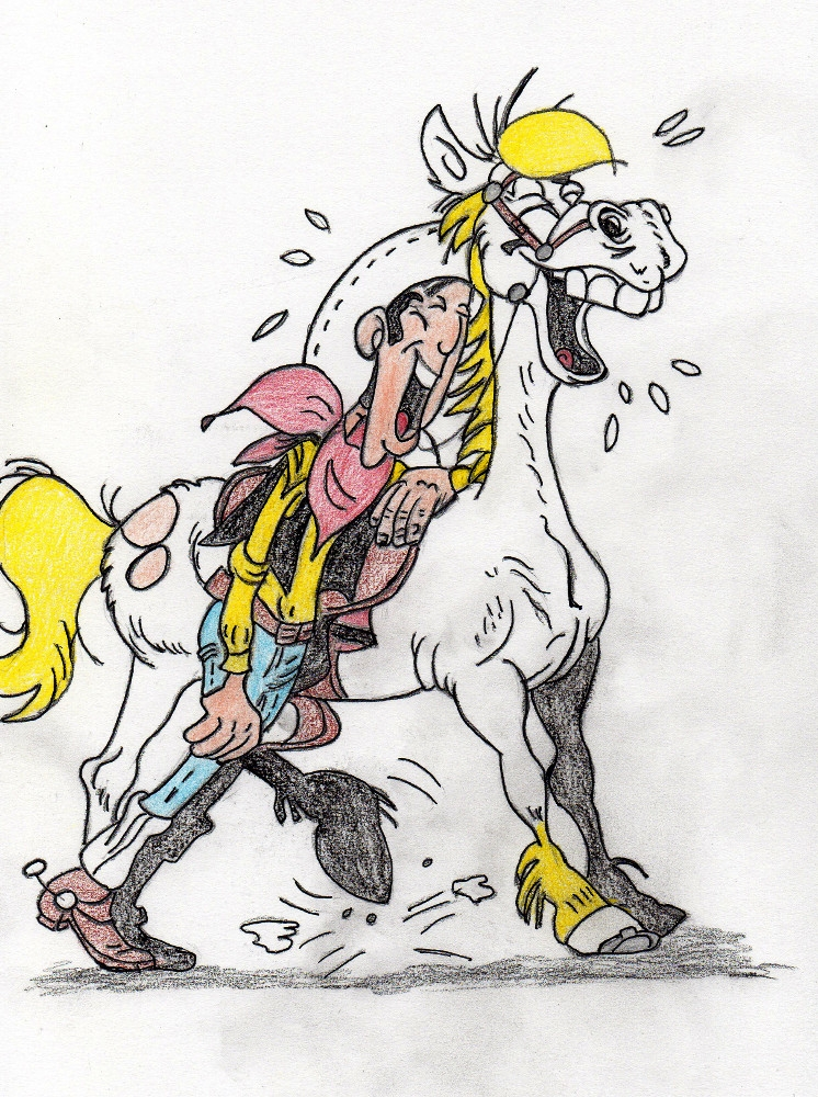 Lucky Luke by Coco45